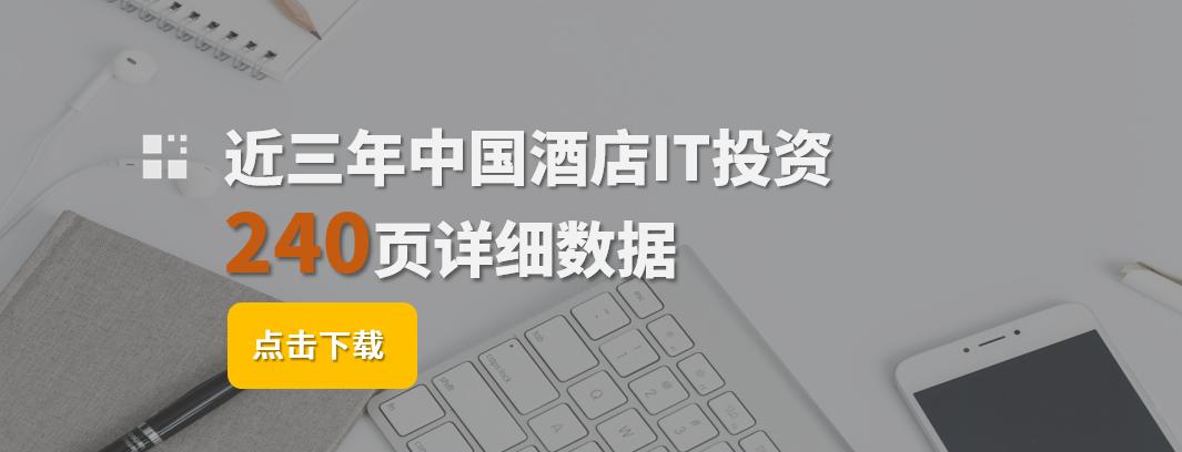 中国酒店IT投资240页详细数据